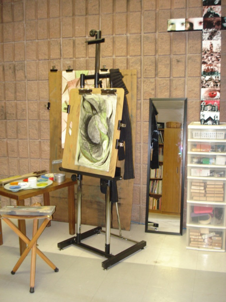 Drawing/Painting Work Area
