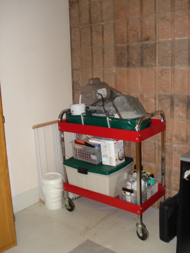 Papermaking Station (Lander Beater)