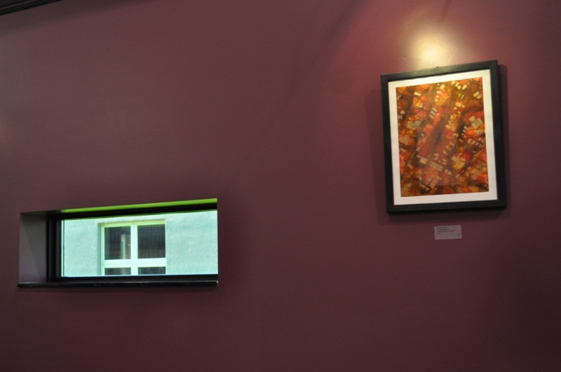 Rusted Exhibit