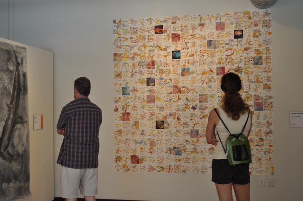 Cartography of Persistence 2011 (Installation View)