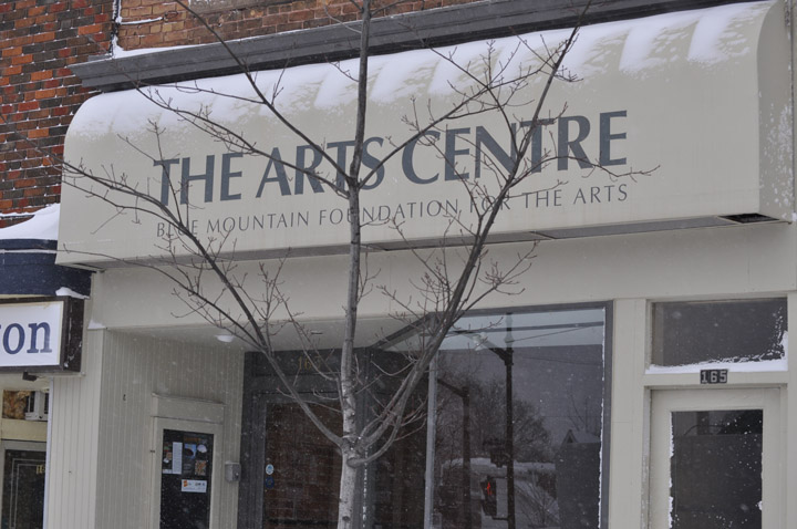 Blue Mountain Foundation Centre for the Arts