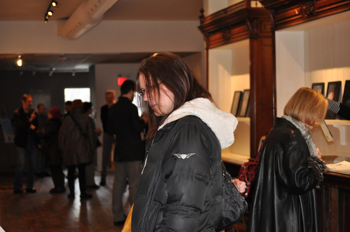 BMFA - Exhibition Reception