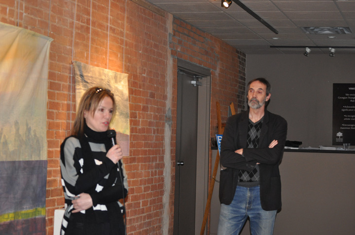 BMFA - Exhibition Reception
