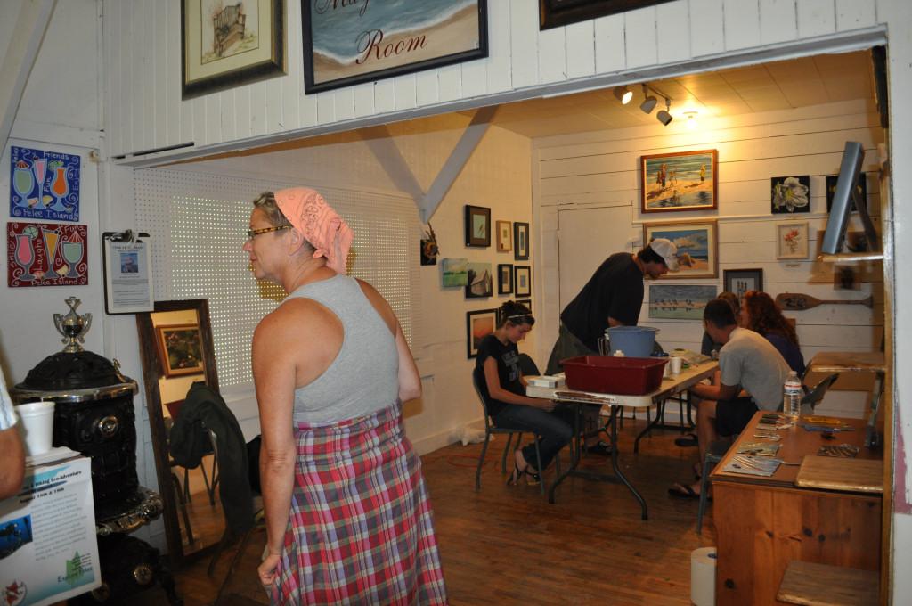 Papermaking Workshop 2012