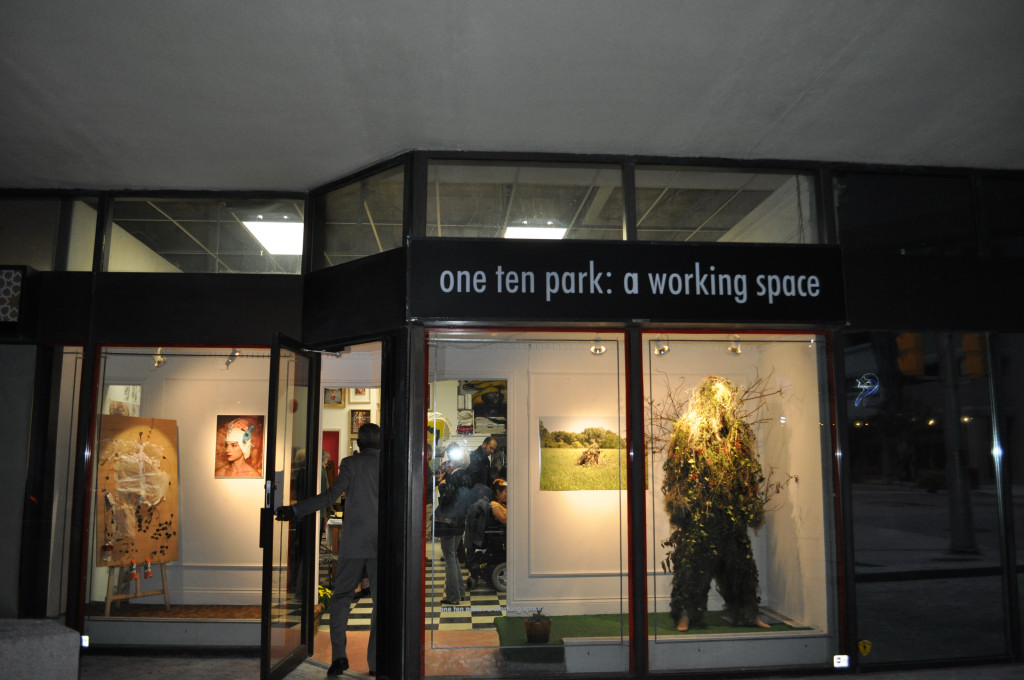 one ten park : a working space, Grand Opening